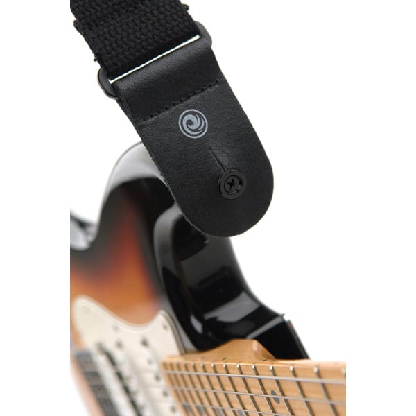 Black PLANET WAVES PWEP102 Solid brass End Pin NEW