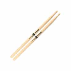 D'Addario – Promark – Drumsticks – Set – Hickory 2B Wood Tip Drumstick – TX2BW