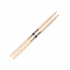 D'Addario – Promark – Drumsticks – Set – Hickory 5A Nylon Tip Drumstick – TX5AN