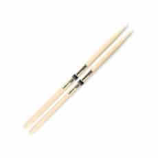 D'Addario – Promark – Drumsticks – Set – Hickory 5B Nylon Tip Drumstick – TX5BN