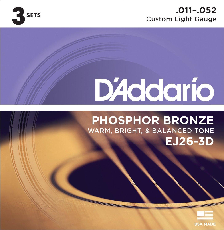 DAddario Strings EJ26-3D
