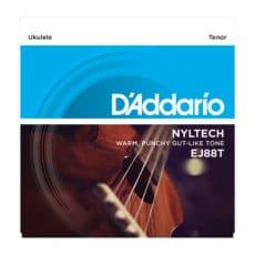 D'Addario EJ88T Tenor Nyltech Ukulele Strings