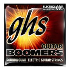 GHS Boomers GBL91/2 – Roundwood – Electric Guitar Strings – Extra Light – 9.5-44