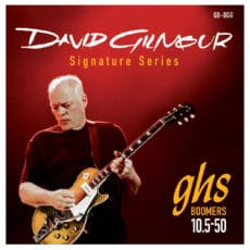 GHS Boomers GB-DGG – David Gilmour Signature Series – Electric Guitar Strings – 10.5-50