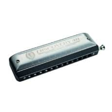Hohner Chromonica – Discovery 48 – Chromatic Harmonica 270/48 – Key of C – With Free Lessons