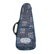 Lanikai Ukulele Case – Heavy Duty Hard Gig Bag – Tribal – Concert
