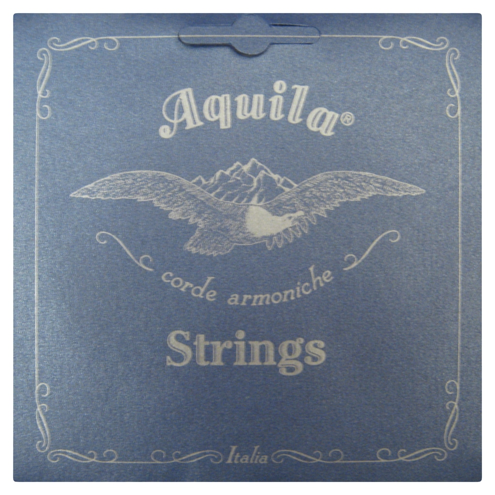 guitar strings aquila classical guitar orchestra low a tuning set 5th lower than standard. Black Bedroom Furniture Sets. Home Design Ideas