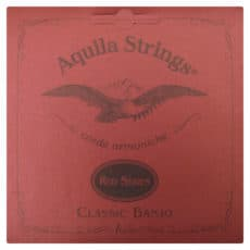 Banjo Strings – Aquila Red Series Classic 5 String Banjo – DGBDG – 11B
